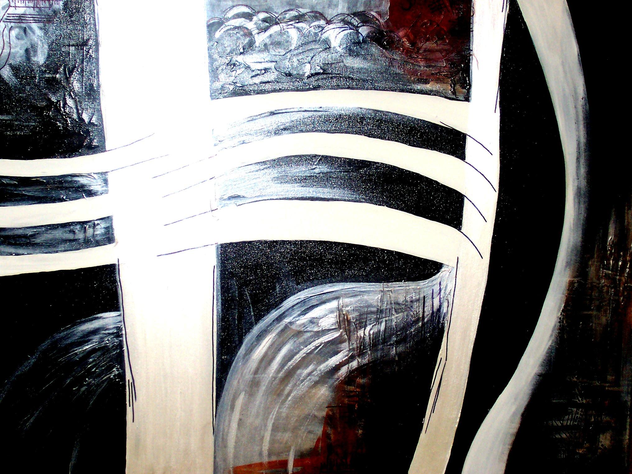 ghostgums dark artwork original art gold coast artist abstract