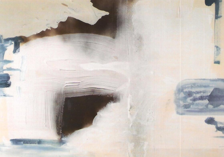 wash under artwork neutral gold coast art samantha waters