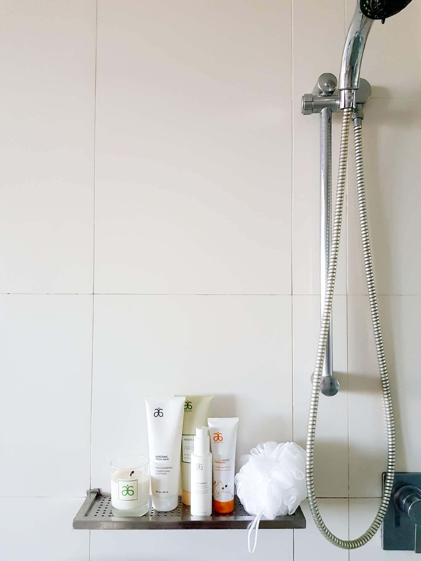 art of the shelfie bathroom interiors lifestyle blog