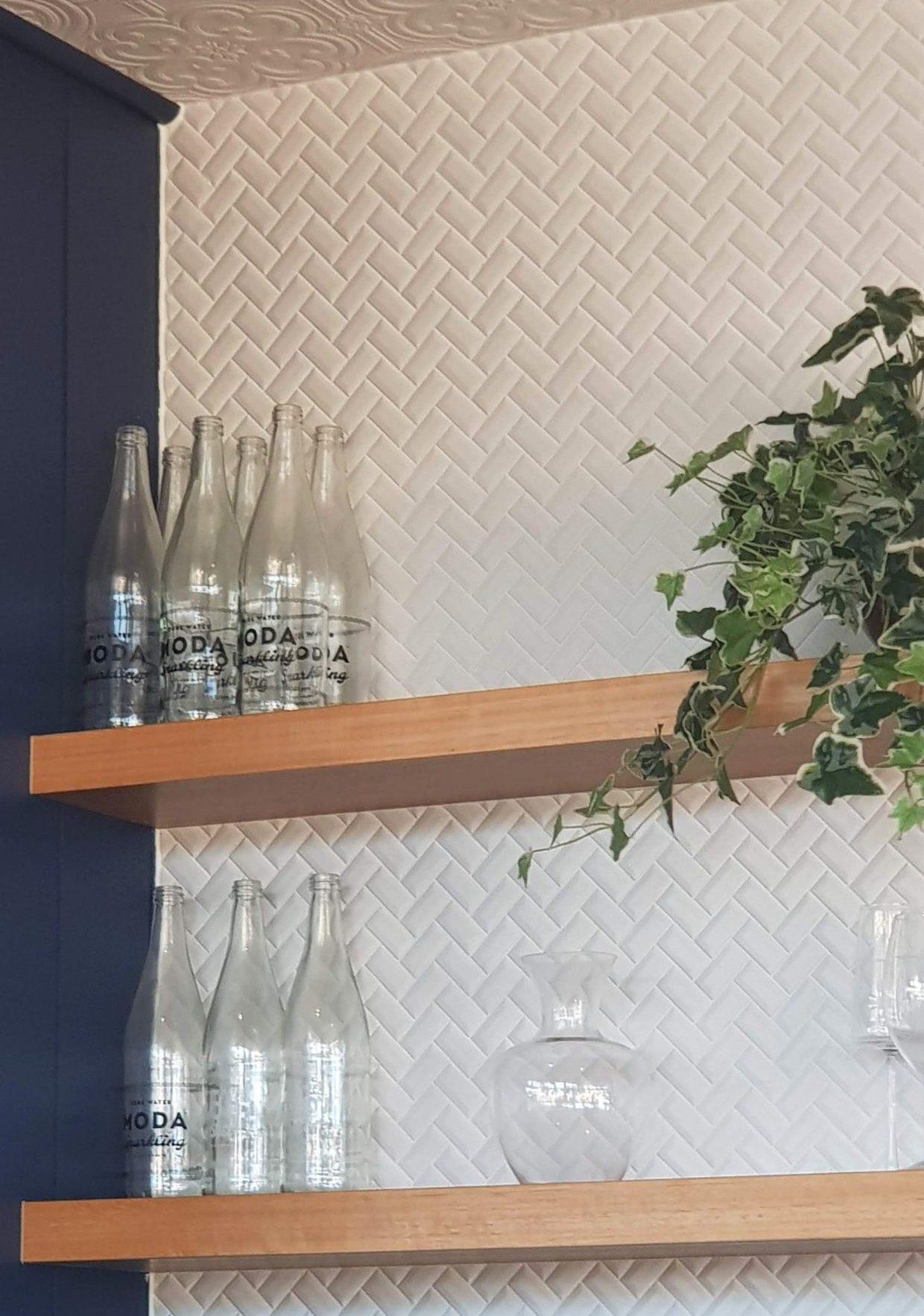 art of the shelfie kitchen interiors lifestyle blog