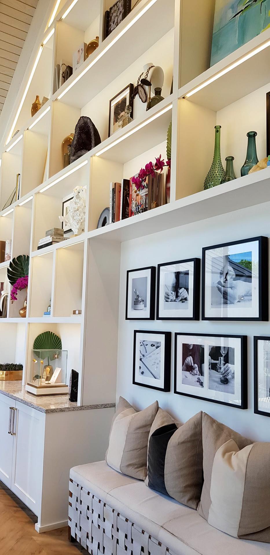 art of the shelfie living luxury interiors lifestyle blog